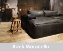 hoekbank maranello - 2,5 zits arm rechts plus chaise longue - leer superblack (6)