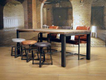 industriele tafel barolo