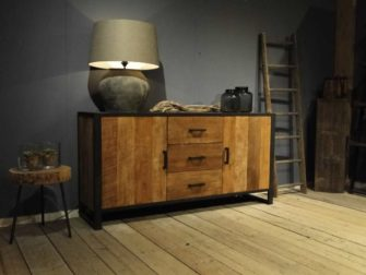 industrieel dressoir