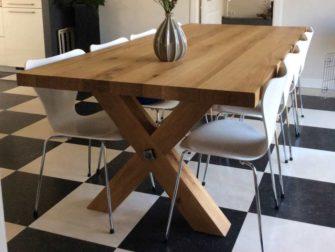 Robuuste tafels utrecht excellent industriele vpoot tafel pantin