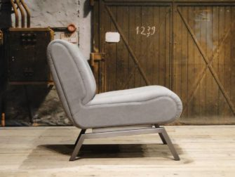 fauteuil shevy canvas