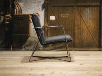 fauteuil draadstaal frame