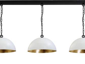 stalen hanglamp