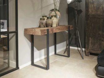 Side table Ferro - 140x40x78cm