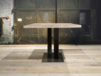 industriele v poot tafel