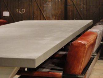 robuuste betontafel brunoy