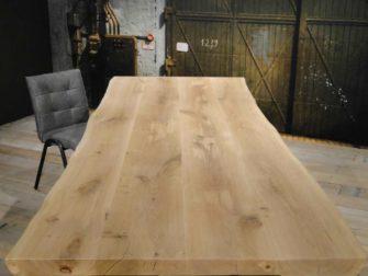boomstamblad - ultra matte lak - 4 planken standaard rustiek