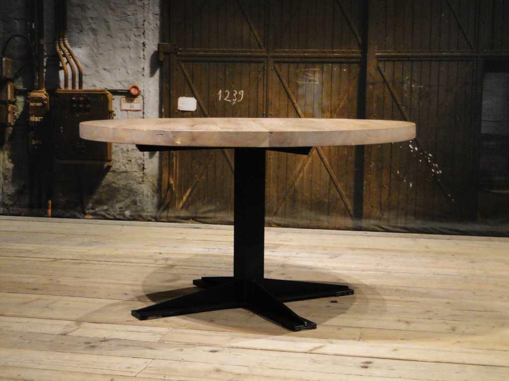 Ronde eettafel toulouse ook vierkant verkrijgbaar robuustetafels