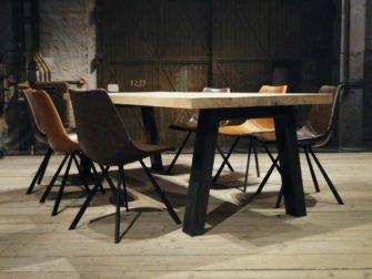 industriele tafel op maat