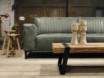 Robuuste tafels dé industriële woonwinkel robuustetafels