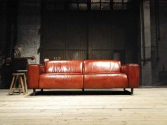 Cognac leren bank kopen great mokana meubelen with cognac