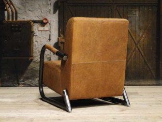 leren fauteuil