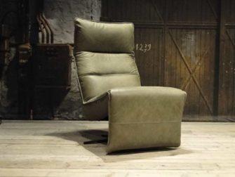 groene relax fauteuil