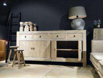 dressoir oud hout abruzzo