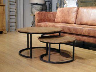 verstelbare salontafels